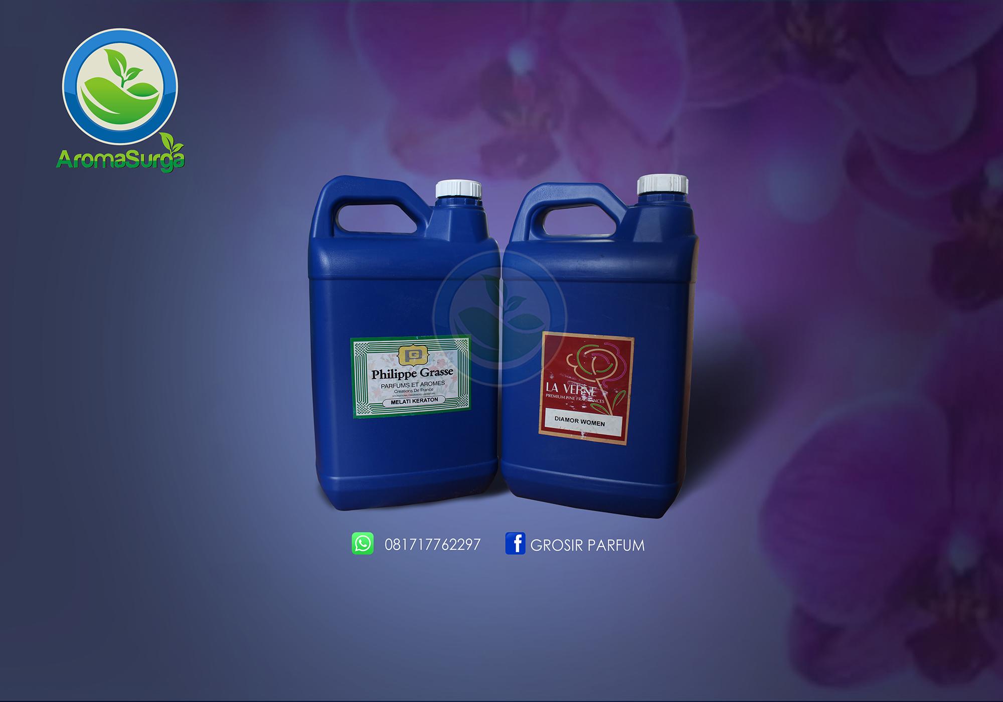 Distributor Parfum Refil, Bibit Parfum Labor Laverne